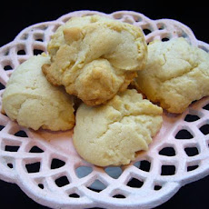 Coriander Drop Cookies