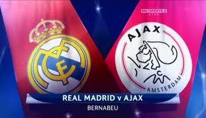 Prediksi Real Madrid vs Ajax Liga Champions