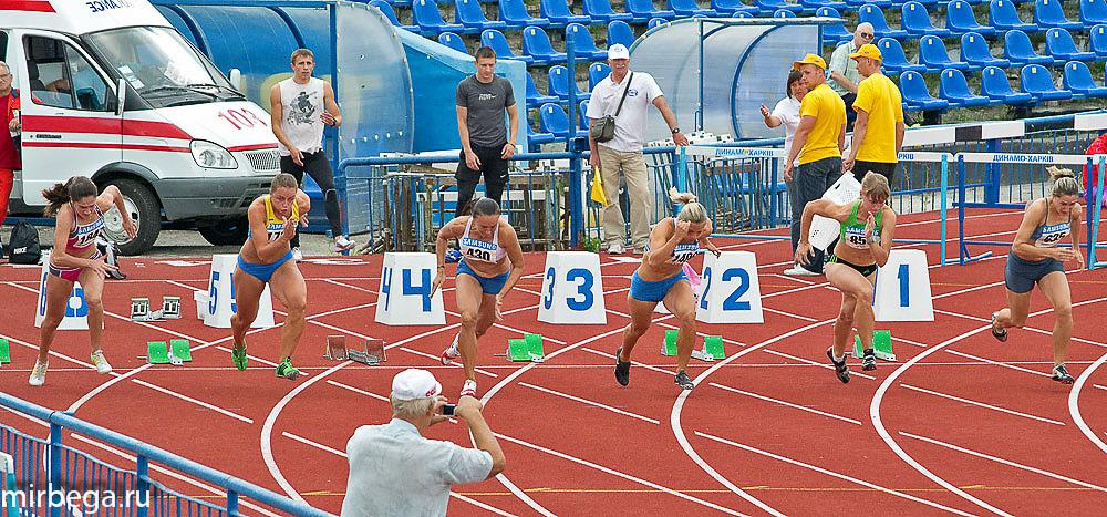 Чемпионат Украины по легкой атлетике - 7