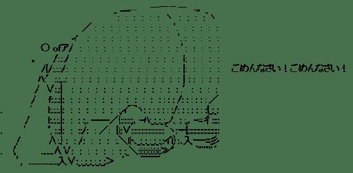 有田春雪 土下座 (アクセル・ワールド)