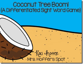 coconut tree boom
