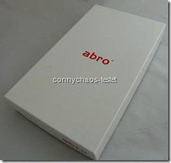 abro Geschenkkarton