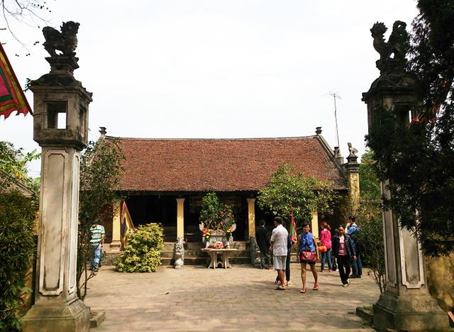 Đền thờ vua Ngô Quyền