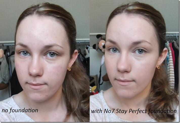 no7 match made foundation calico stay perfect