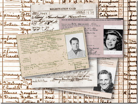 Collage of FamilySearch records