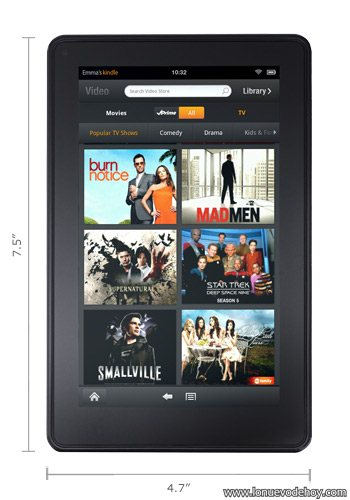 Kindle Fire img 1