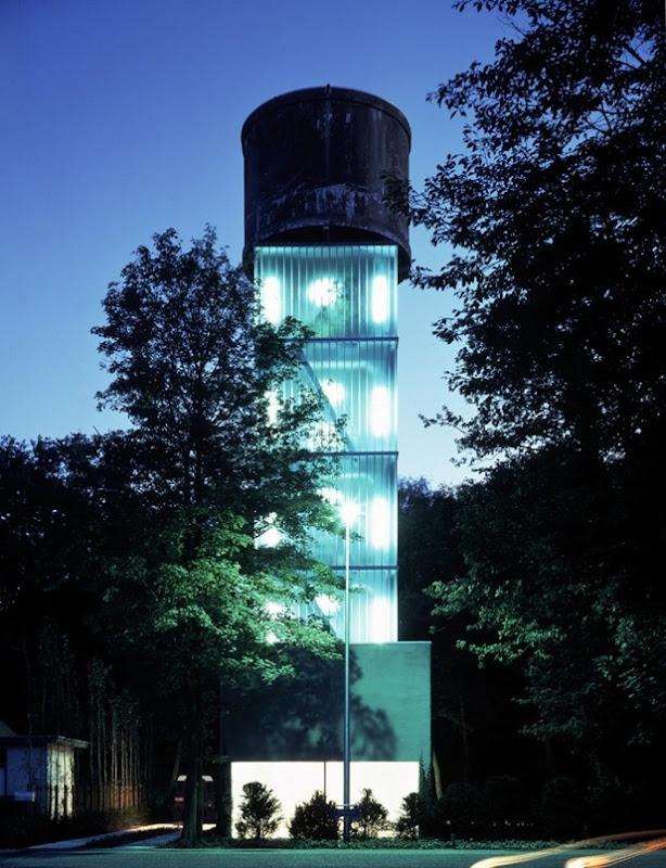 water tower house by crepain binst 1