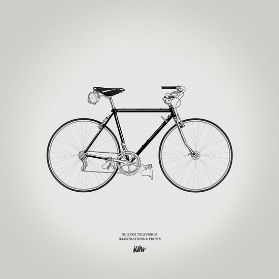 bicycle-print