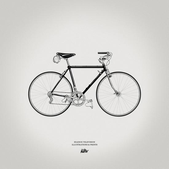 bicycle-print