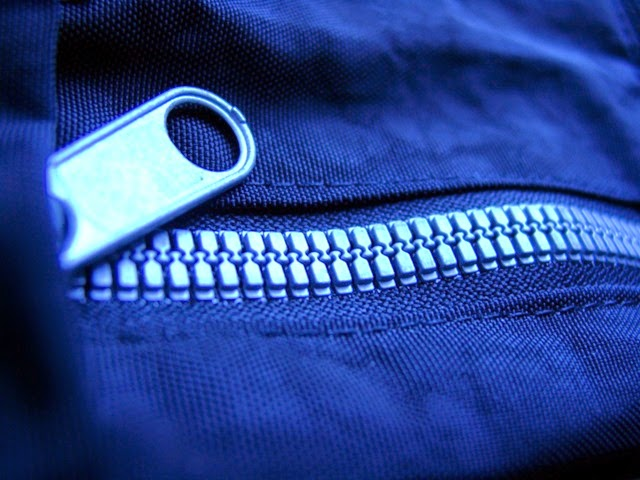 zipper  how to care for your sleeping bag