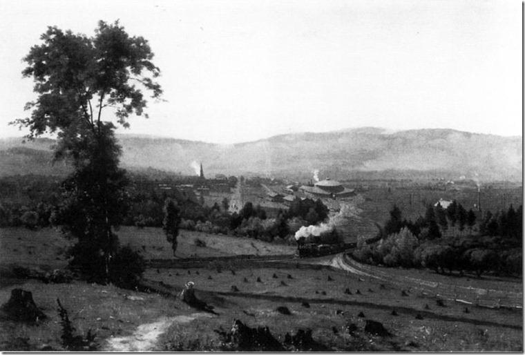 lackawana valley
