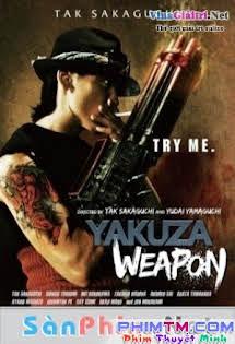 Vũ Khí Tối Thượng - Yakuza Weapon Tập 1080p Full HD