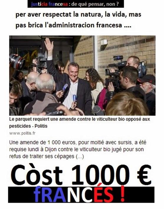Justicia francesa