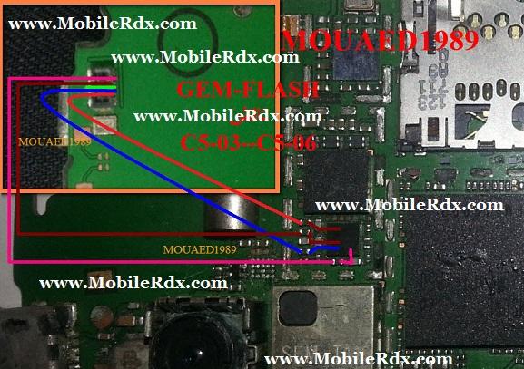 Nokia C5-03 Pattern Lock Download