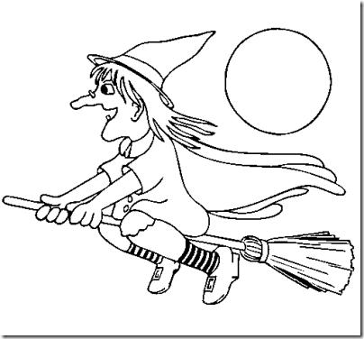brujas halloween blogcolorear (1)