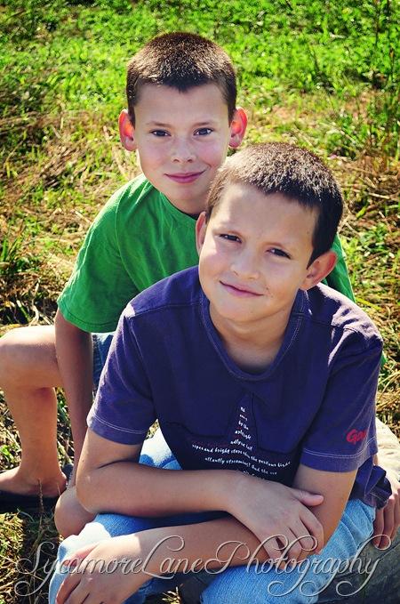 two boys-w