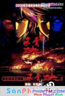 Phong Vân Quyết - Storm Rider Clash Of The Evils Tập HD 1080p Full