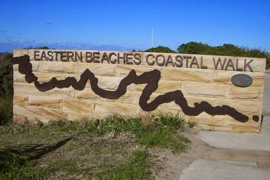 Eastern-Beaches-Coastal-Walk sign