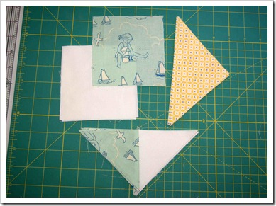 party hats block pieces