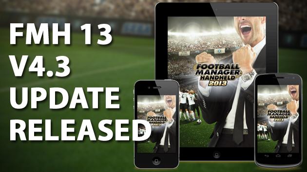 FMH13 v4 3 Update released