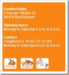 jako-o haba family outlet store bad rodach germany store hours contact information