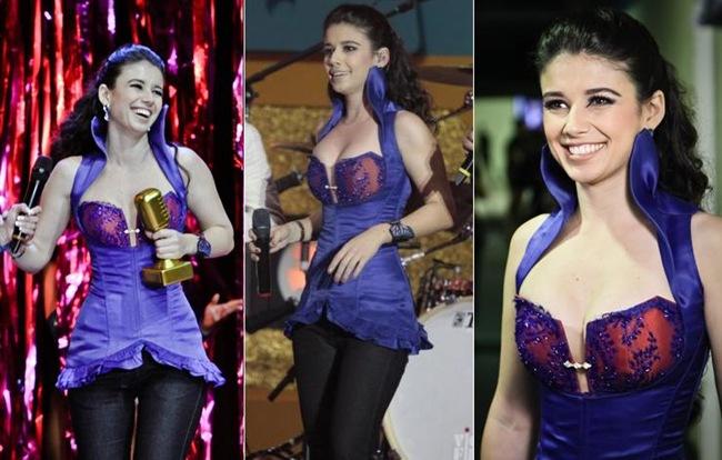 Roupas e vestidos da Paula Fernandes: Veja os looks mais famosos.  06