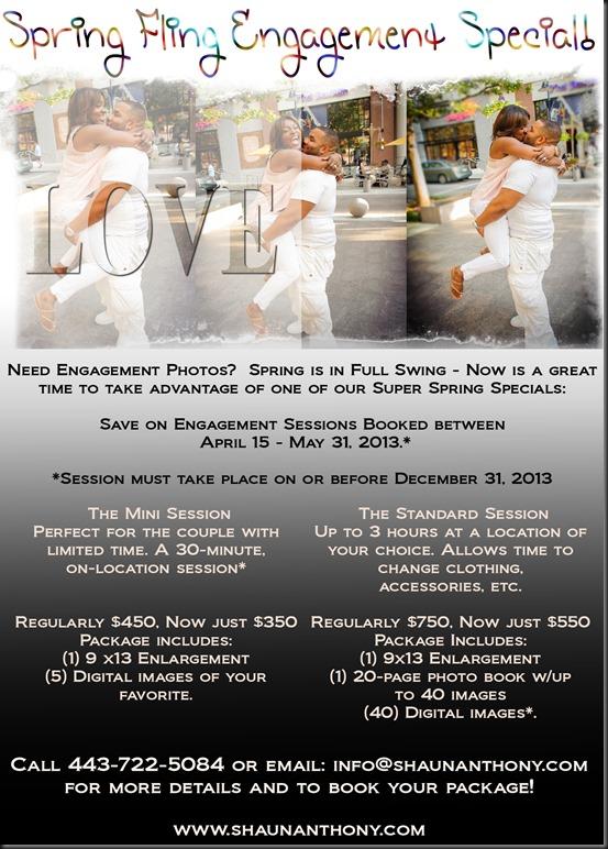 Engagement Ad 2013-2
