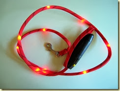 you light up my leash