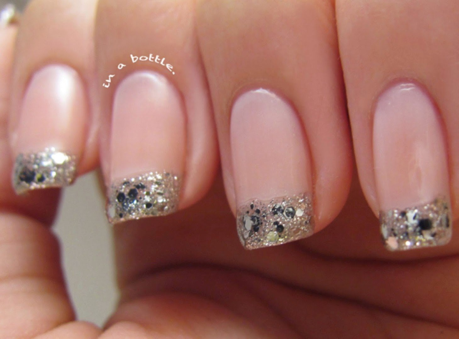 French Manicure Nail Art ideas 2015