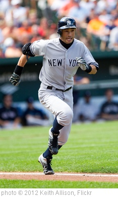 'Ichiro Suzuki' photo (c) 2012, Keith Allison - license: http://creativecommons.org/licenses/by-sa/2.0/