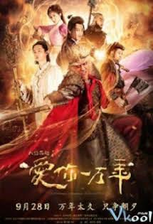 Đại Thoại Tây Du - Yêu Em Vạn Năm - A Chinese Odyssey: Love Of Eternity
