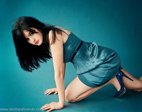 anne hathaway linda sensual sexy desbaratinando  (39)
