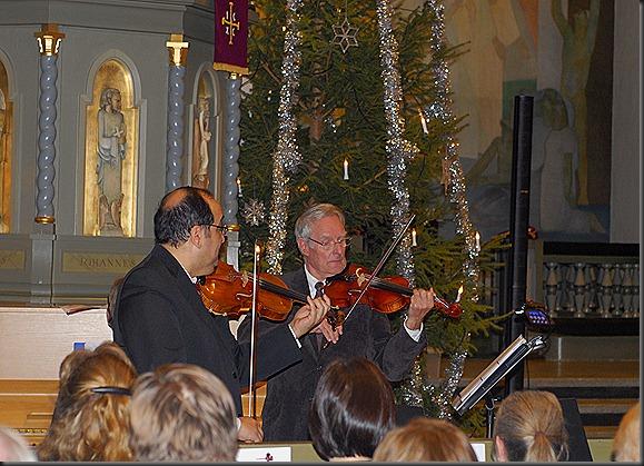 kauneimmat joululaulut  Noormarkun kirkko 097