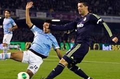 Prediksi Real Madrid vs Celta Vigo (Copa del Rey Leg 2) Kamis, 10 Januari 2013