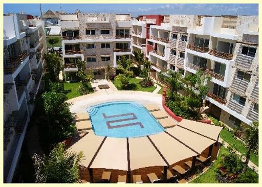 SABBIA CONDOS: Amazing building to enjoy your little paradise in Playa del Carmen, Mexico.<br />For More Info: www.LetsGoPDC.com<br /><br />Sabbia Condos is the best condominium building in town. From SABBIA it is easy to access to the beach (MAMITAS & KOOL Beach Clubs). The famous QUINTA AVENIDA with all its restaurants is only a few steps from Sabbia.<br /><br />This building offers an amazing pool with pool chairs and great common areas to enjoy the gardens. There is nothing like this building in the downtown area.You also can do your workout at the gym or play pool in the game room. The game room is used as a media center as well. The building has an underground parking area. It won`t be a problem if you have two cars.<br /><br />The apartment has two bedrooms and is located on the thrid floor. It covers a surface of about 130 square meters<br /><br />Sabbia Condos is the building in the downtown area that gives you the most for your money; are the perfect apartment for rent, with great rates and good availability. It is a great option whether you want to spend a week or want to live there full time. You can rent it for 3 nights, per week, per month or for the whole year. Although it is small enough to walk or ride a bike from one end of town to another, Playa del Carmen is charming and full of things to do. Sabbia are one of the best places for live, buy a property and invest.<br /><br />Stay in this comfortable and great apartment.<br />APARTMENT:<br /><br />MAIN BEDROOM:<br />• 1 King Size Bed<br />• Safe Box<br />SECOND BEDROOM:<br />• 2 Double beds<br />• Free Wireless Internet in the condo<br />• Fully Furnished<br />• Fully equipped (all lines and towels are provided)<br />• Fully equipped Kitchen (Blender- Coffe Maker - Microwave - Refrigerator- Toaster)<br />• Flat Screen HDTV<br />• DVD<br />• Washer & Dryer<br />• BBQ<br />• Ceiling Fans<br />• SKY satellital<br />• Water Heater<br />• Minisplits Air Conditioning<br />• Granite Counter Top<br />• Stor