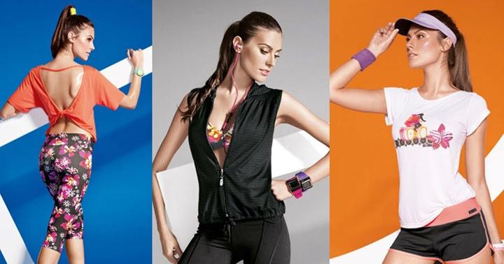 1ff488610 Marisa lança moda fitness em parceria com a revista BOA FORMA ...