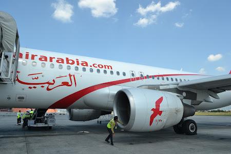 Air Arabia la Kathmandu