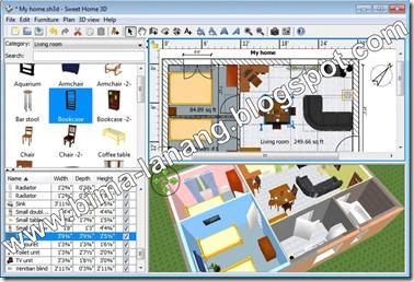 Sweet Home 3D v3.3