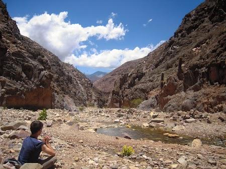 Regiunea Salta: Prin Argentina