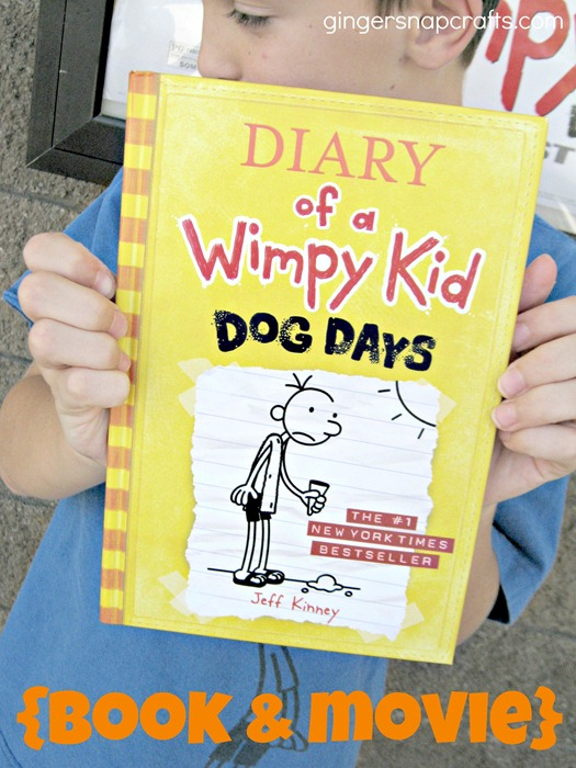 Diary of a Wimpy Kid Dog Days #couchcritics