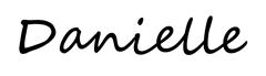 Danielle_signature