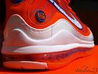 nike air max lebron 7 pe hardwood orange 3 06 Yet Another Hardwood Classic / New York Knicks Nike LeBron VII