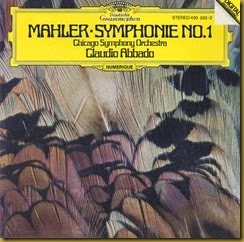 Mahler 1 Abbado Chicago