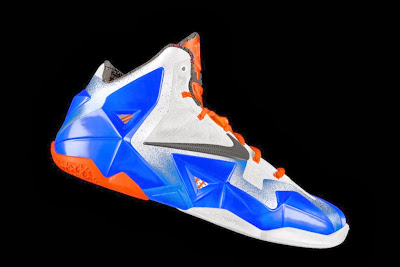 nike lebron 11 id allstar 2 09 gumbo Nike Unleashed Endless Possibilities with LeBron 11 Gumbo iD!