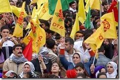 DTP Rally Kurdistan