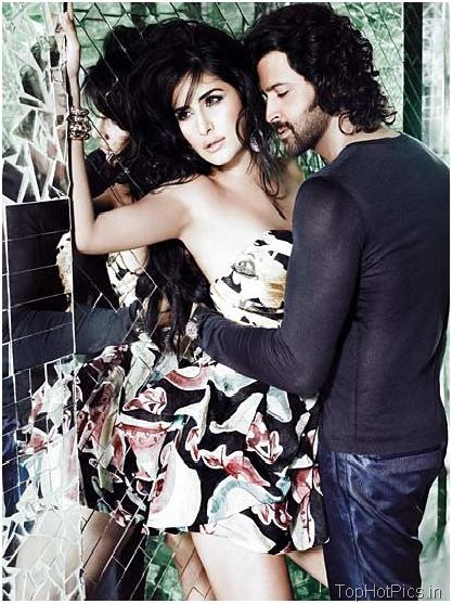Katrina Kaif Hot Photos with Hrithik in Magazine 3