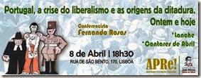 Conferência Fernando Rosas. APRE. Abr.2014