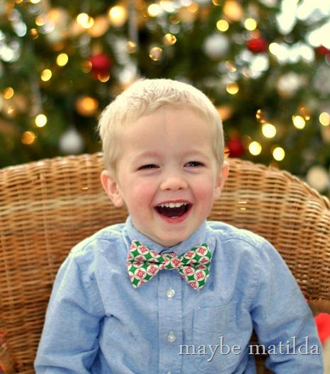 Little Boy Bow Tie