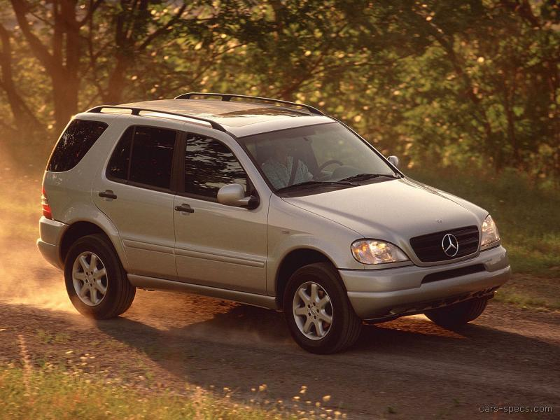 2003 mercedes benz m class suv specifications pictures for Mercedes benz 2003 ml350