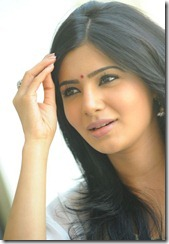 Actress Samantha Stills at Seethamma Vakitlo Sirimalle Chettu Interview